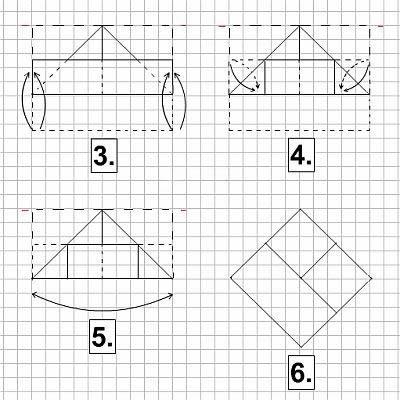 boot aus papier falten papierboot. Black Bedroom Furniture Sets. Home Design Ideas