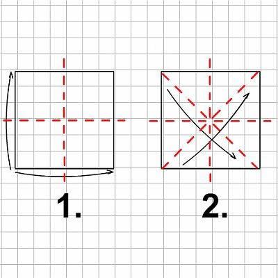 schachteln aus papier falten origami. Black Bedroom Furniture Sets. Home Design Ideas